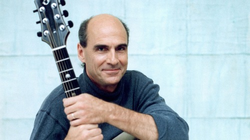 James Taylor (photo: Danny Clinch)