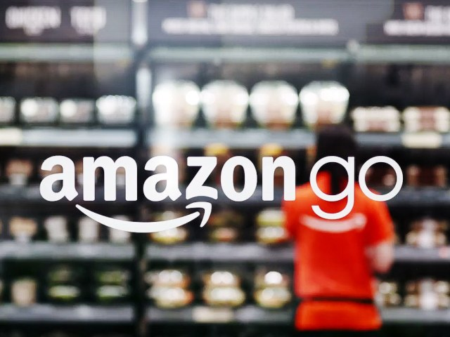 Amazon Go, where more convenience means more shopping.